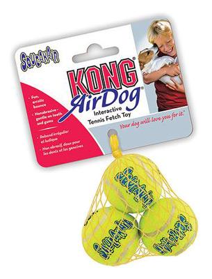 Air Kong Squeaker Ball-Extra Small