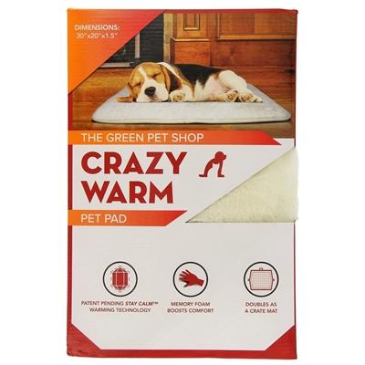 The Crazy Warm Pet Pad - Large