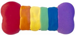 Pride Rainbow Bone