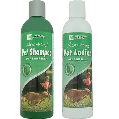KENIC Moisturing Shampoos & Sprays