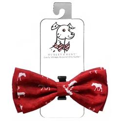 Huxley & Kent - Moose Bow Tie