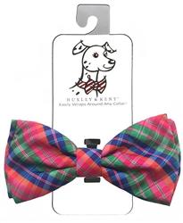 Huxley & Kent - Sweet Tart Plaid Bow Tie