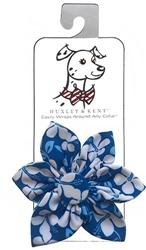 Huxley & Kent - Blue Hibiscus Pinwheel