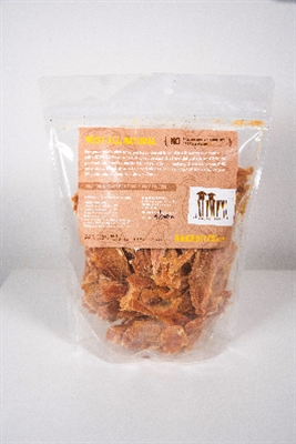 1 lb. Bare Breasts Chicken Breast Treats Case of 12