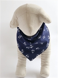 Anchor Bandana (Dog-Bana)