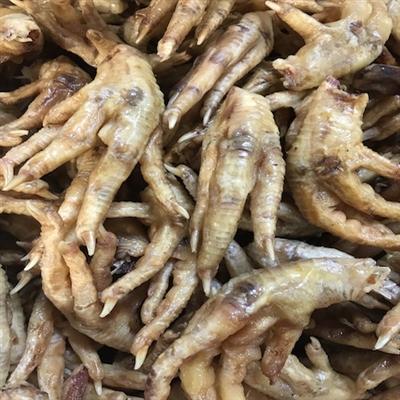 Basket O' Bare Feet (300 Dehydrated Chicken Feet) *Starter Pack*