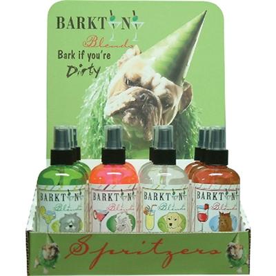 KENIC Barktini Shampoo & Spritzers (2) Stocked Displays