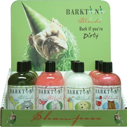 KENIC Barktini Shampoo & Spritzers (2) Stocked Displays
