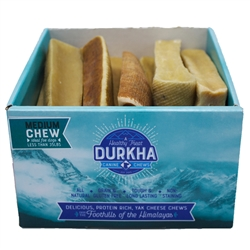 Medium Durkha Chew Bulk / 16 pc Display Box