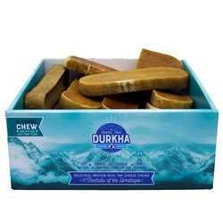 X Large Durkha Chew Bulk / 20 pc Display Box
