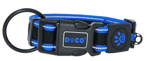 DOCO® Athletica Air Mesh Collar Reflective