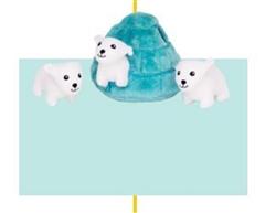 Zippy Burrow - Polar Bear Igloo