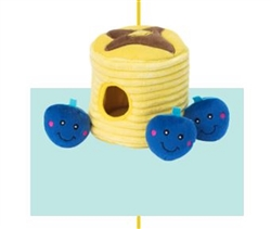 Zippy Burrow - Blueberry Pancakes Burrow