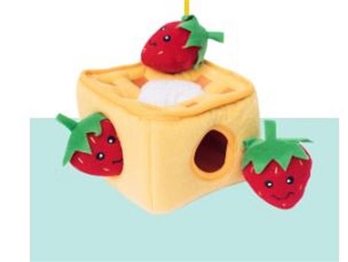Zippy Burrow - Strawberry Waffles Burrow