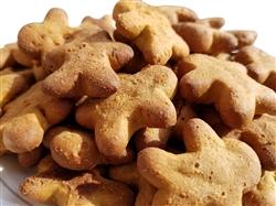 Banana & Carrot BULK Dog Treats (13 lbs)...ONLY THREE CARTONS LEFT!