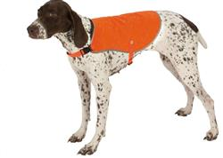 ULTRA PAWS SAFETY VEST AVAILABLE IN ORANGE (4 SIZES)