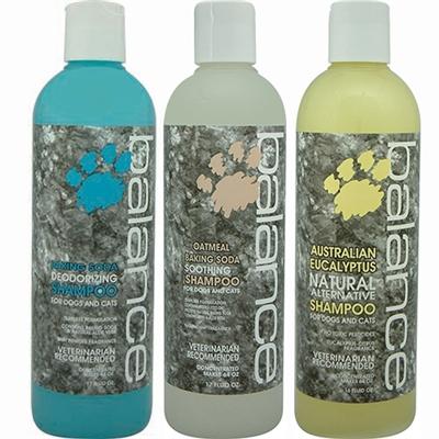 BALANCE Medicated Shampoos & Conditioners