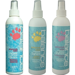 BALANCE Springtime Spray Colognes