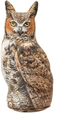 Great Horned Owl Doorstop