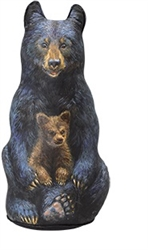 Black Bear Doorstop