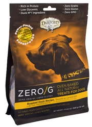(SALE) ZERO/G Baked Dog Treats - ZERO Grains, ZERO Gluten, ZERO GMOs by Darford