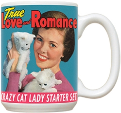 Crazy Cat Lady 15oz Mug