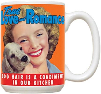 Dog Hair 15oz Mug