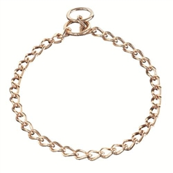 Herm Sprenger - Slide Chain Collar - Curogan