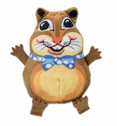 Chipmunk Cat Toy -  Teacup Fluffs