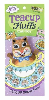 Chipmunk Cat Toy -  Teacup Fluffs