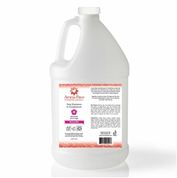 Case of 4: Gallon Shampoo Geranium Sage