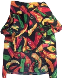 Hawaiian Shirt Chili Pepper