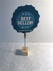 Best Seller Point of Sale Sign