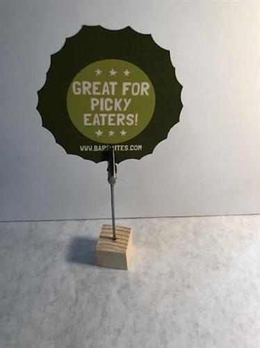 Picky Eaters Point of Sale Sign