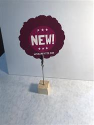 NEW! Point of Sale sign