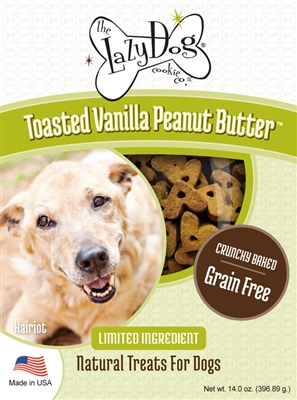 Toasted Vanilla Peanut Butter