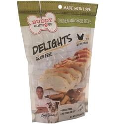 6 Count - Chicken & Veggie Recipe (Grain Free) - (12 oz bags)