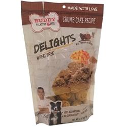 6 Count - Crumb Cake Recipe (12 oz bags)