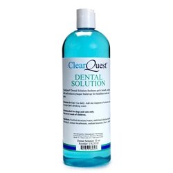 Clear Quest™ Dental Solution, 16oz.