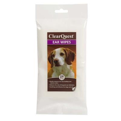 Clear Quest™ Ear Wipes