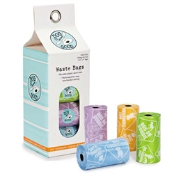 Dog is Good® Potty Talk Waste Bags (8 rolls)