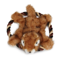 Grriggles® Fuzzy Flyer Bunny