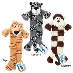 Grriggles® Safari Squeaktacular Dog Toys