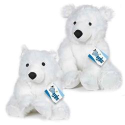 Grriggles® Arctic Buddies Polar Bear Toy