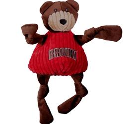 Brown University Bruno the Bear Knottie