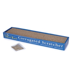 Meow Town™ Corrugated Scratcher