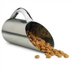 Pet Studio® Stainless Steel Dog Food Scoop