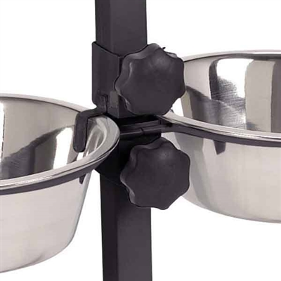 ProSelect® Adjustable Height Diners with Bowls