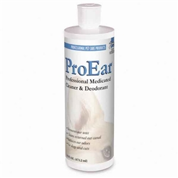 Top Performance® ProEar Medicated Pet Ear Cleaner