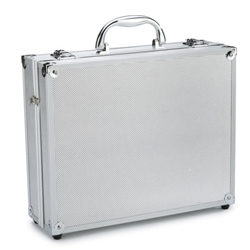 Top Performance® Professional Clipper Case - Silver